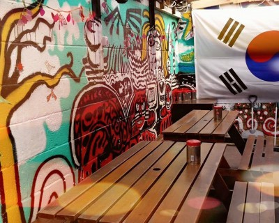 Kim Chi Hop House Beer Garden