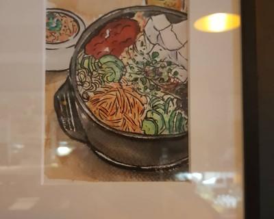 Bibimbap Painting